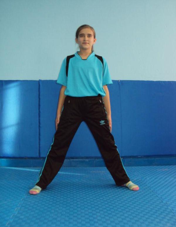 2.acikback. temel cimnastik duruşları JİMNASTİK DURUŞLARI