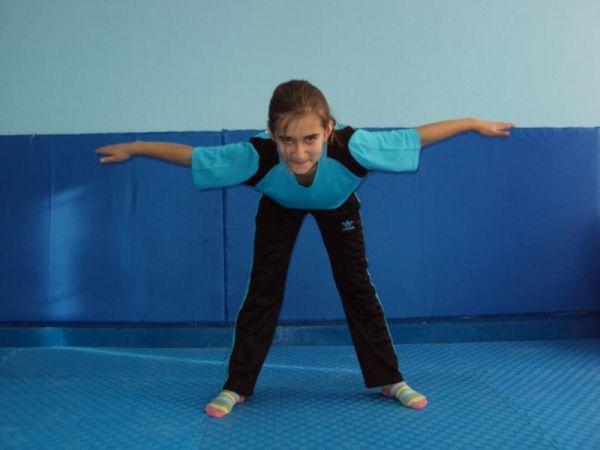 3.kartal temel cimnastik duruşları JİMNASTİK DURUŞLARI