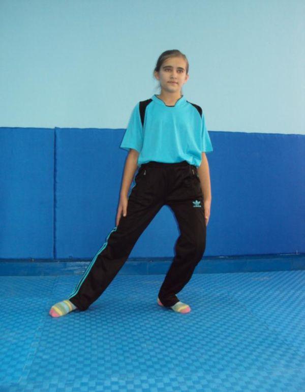7.yana.hamle temel cimnastik duruşları JİMNASTİK DURUŞLARI