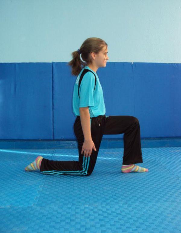 9.tekdizustu.yan temel cimnastik duruşları JİMNASTİK DURUŞLARI