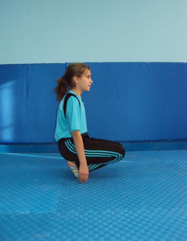 com.drs1 temel cimnastik duruşları JİMNASTİK DURUŞLARI