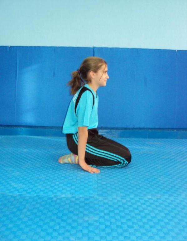 dizustuot.yan temel cimnastik duruşları JİMNASTİK DURUŞLARI