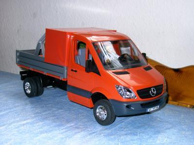 Bruder Mercedes Benz Sprinter Umbau Rtw