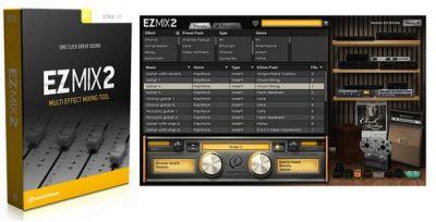 Toontrack EZmix 2 скачать бесплатно