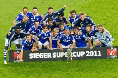 Supercup Sieger