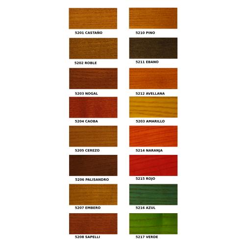 Warriorshop colores pintura - Pinturas para pintar madera ...