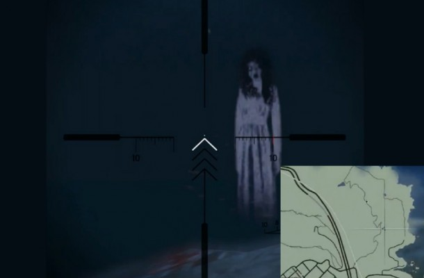 THE DEAD GIRL S GHOST ...