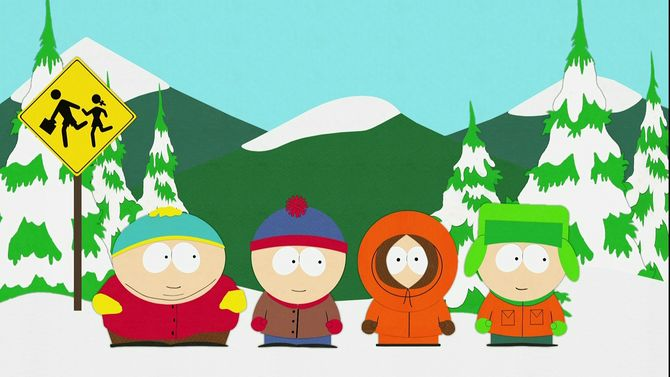 Gc4wwfh South Park Unknown Cache In Hessen Germany Created By