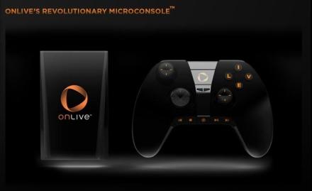 Die OnLive MicroConsole