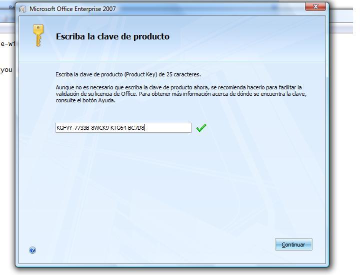 Скачать бесплатно - Microsoft Office 2007 + Keygen + Crack. Офис.