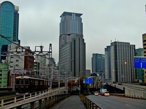 1. april 2015: Osaka