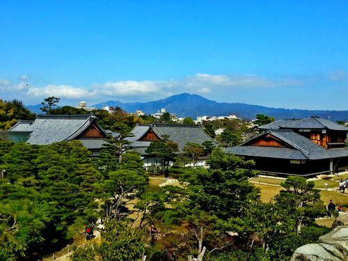 2. april 2015: Himeji og Kyoto