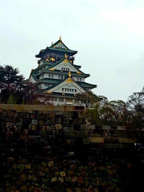Fushimi Inari, Kyoto og Osaka
