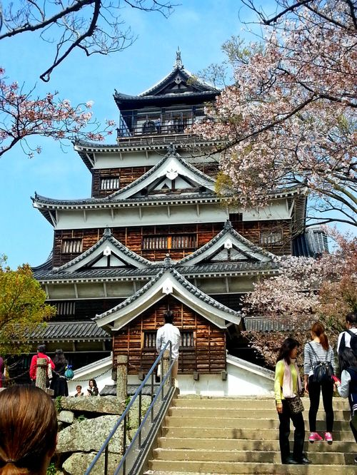 4. april 2015: Hiroshima