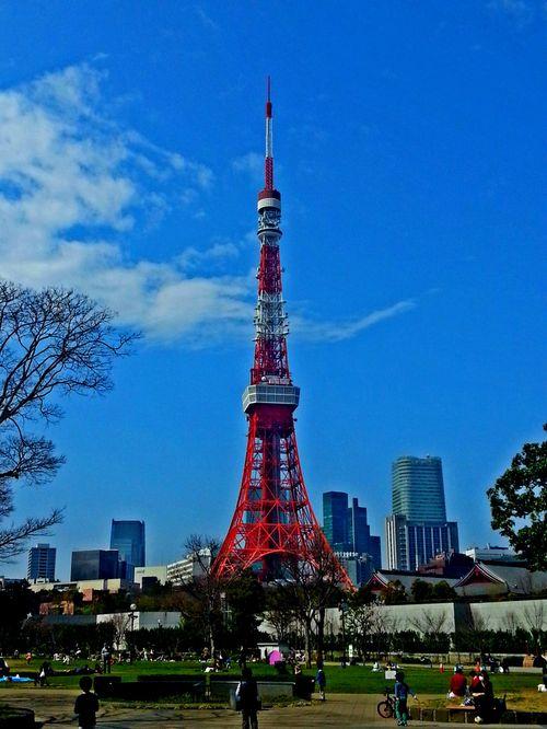 20. marts 2016: Tilbage i Tokyo