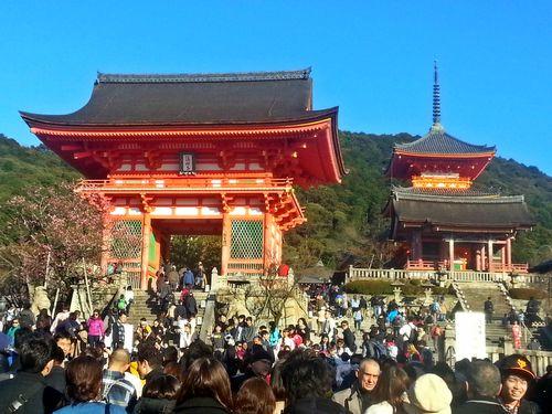 21. marts 2016: Nara og Kyoto