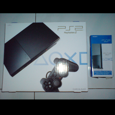 Playstation 2 : PS 2 SLIM, PS2 Fat HDD 1JT-AN, PS3 CUMAN 2-3JUTA-AN