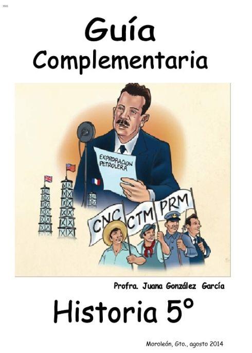 ... para Evaluar la Comprensión Lectora, Geografía e Historia de México
