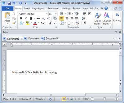 Microsoft Word 2016 16.0.9226.2114 - Télécharger pour PC ...