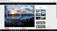 ***GOD SAVE US****VERY SCARY GIANT RED PLANET BEHIND THE SUN*** Cancun-Playa-Mexico 18.1.2018