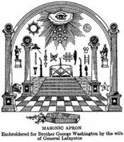 Símbolos da Maçonaria EUA