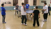 Goûter de Noël Ecole tennis de table
