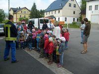 Besuch von KiTa Deutschneudorf