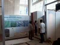 Exhibition Stall Making