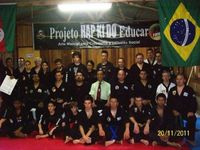 50 SEMINARIO INTERNACIONAL DE HAPKI-DO 2010