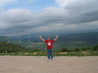 Royal Oak T shirt goes to Millau