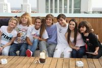 Fotos del Meet and Greet con Teen Angels
