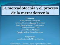 Presentación: La Mercadotecnia y el Proceso de la Mercadotecnia