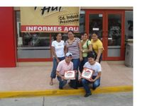 Visita a Pizza Hut