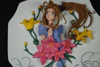 Non Scale Belldandy Frame