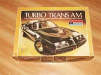 Pontiac Trans Am Turbo - Monogram - skala 1:8