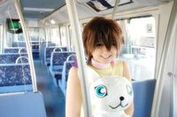 Hikar Yagami [Digimon Adventure] Cosplay