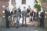 Konfirmation Holzhausen 2009