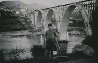 viaducto ourense 1950