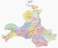 balikesir harita