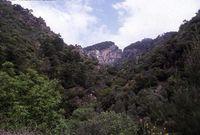 sahinderesi kanyonu