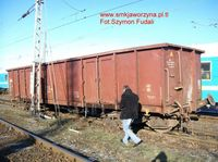 Katastrofy kolejowe , wypadki