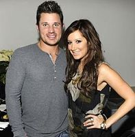 Ashley tisdale y nick lachey