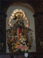 Mayos a la Virgen del Collado