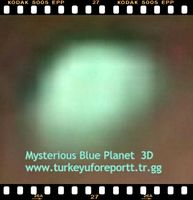 Mysterious Blue Planet Como-Italy 3D Photos
