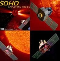 SOHO Unexplained İmages-1997-2012