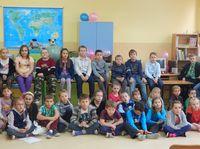 Andrzejki 2015 klas I-III SP