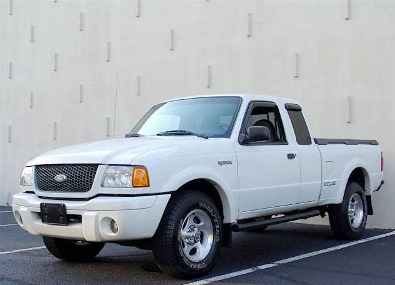 2001 ford ranger 4x4 edge super cab bed liner home. Black Bedroom Furniture Sets. Home Design Ideas