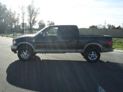2003 ford f 150 xlt truck super crew cab standard bed home. Black Bedroom Furniture Sets. Home Design Ideas