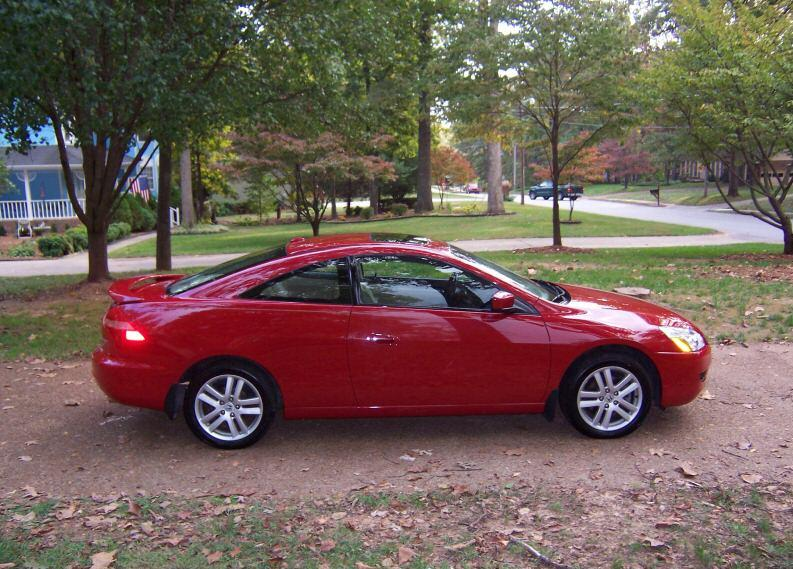 honda accord coupe v6 manual