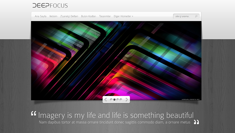 Web Sitemizin Tasarımı Yeniden Değişti